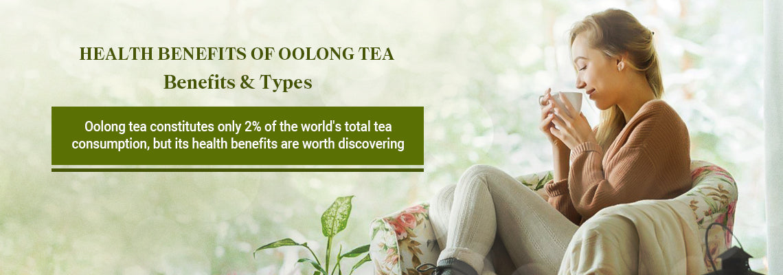 The Health-Boosting Benefits of Oolong Tea