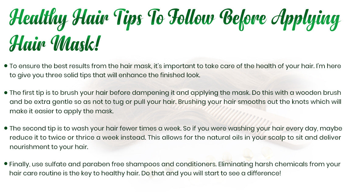Best Healthy Hair Tips