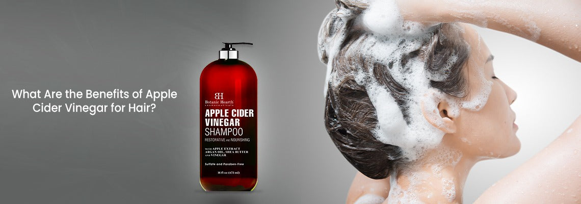 Benefits of Apple Cider Vinegar for Hair