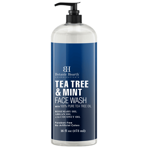 Tea Tree and Mint Face Wash