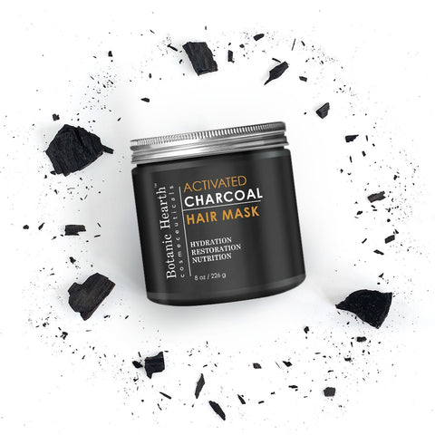 Activated Charcoal Deep Conditioning Hair Mask