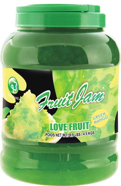 Love Fruit boba tea jam
