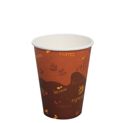 12oz Paper Hot Cups – Generic (90mm)