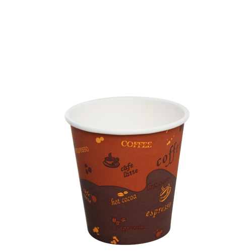 10oz Paper Hot Cups – Generic (90mm)