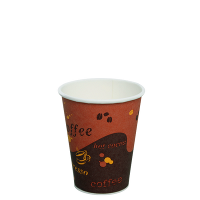 8oz Paper Hot Cups – Generic (80mm)