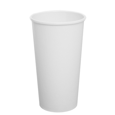 20oz Paper Hot Cups – White (90mm)