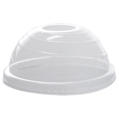 90mm PET Dome Lids