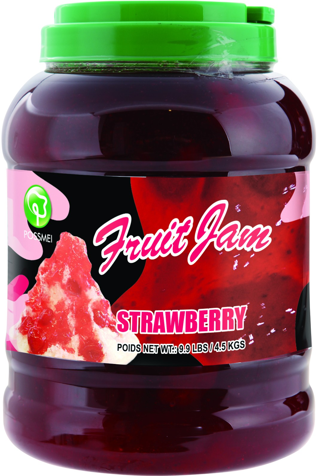 Strawberry boba tea jam | Shop Popping Bobas and Bubble ...