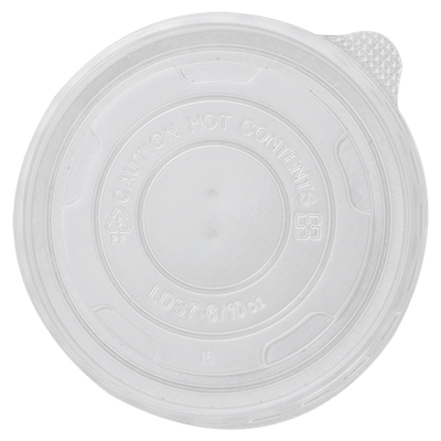 6oz PP Food Container Flat Lids (96mm)