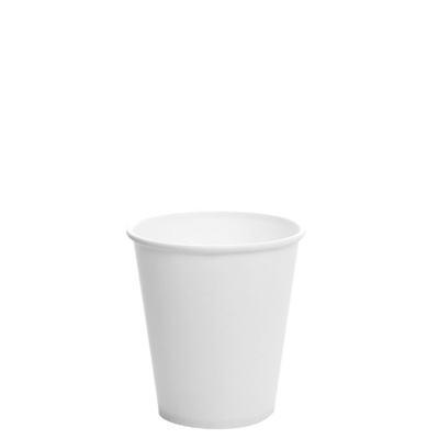 9oz Paper Cold Cup- White (75mm)