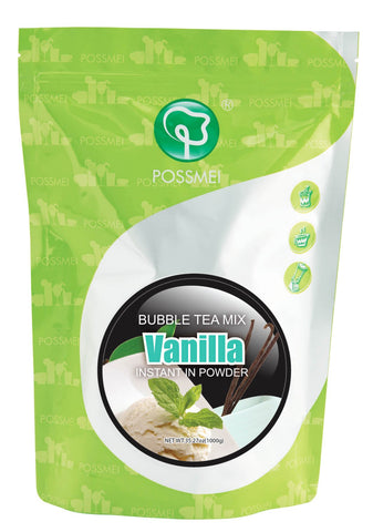 Watermelon Boba Bubble Tea Powder Mix