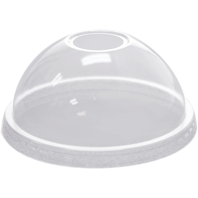 92mm PET Dome Lids