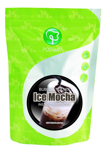 Egg Boba Bubble Tea Pudding Mix