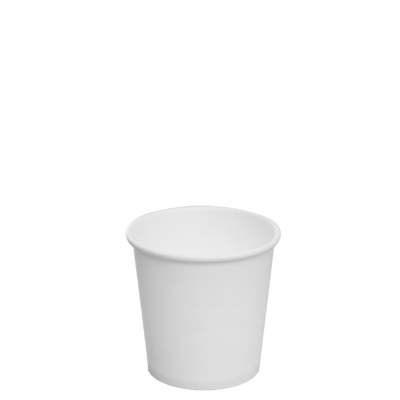 4oz Paper Hot Cups – White (62mm)