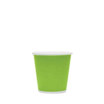 2oz Hot/Cold Paper Food Containers – Green (51mm)