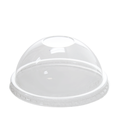 6oz PET Food Container Dome Lids (96mm)