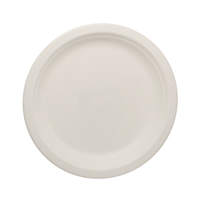 Eco-friendly 7″ Bagasse Round plate Case