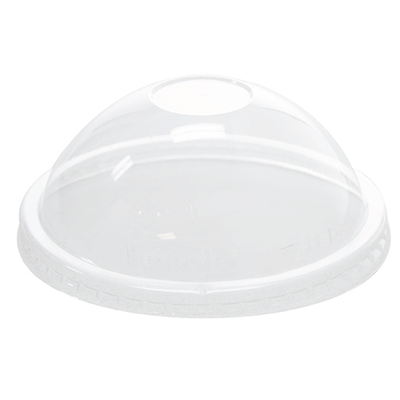 16oz PET Food Container Dome Lids (112mm)
