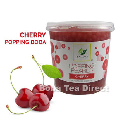 Cherry Popping Bursting Boba
