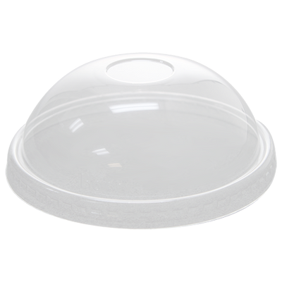 20oz PET Food Container Dome Lids (127mm)