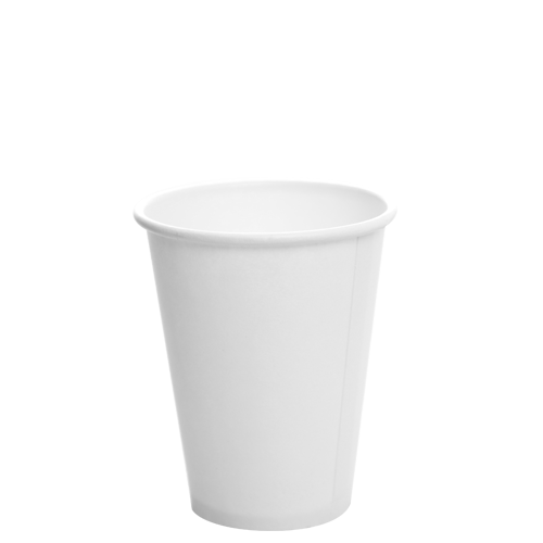 12oz Paper Cold Cup – White (90mm)