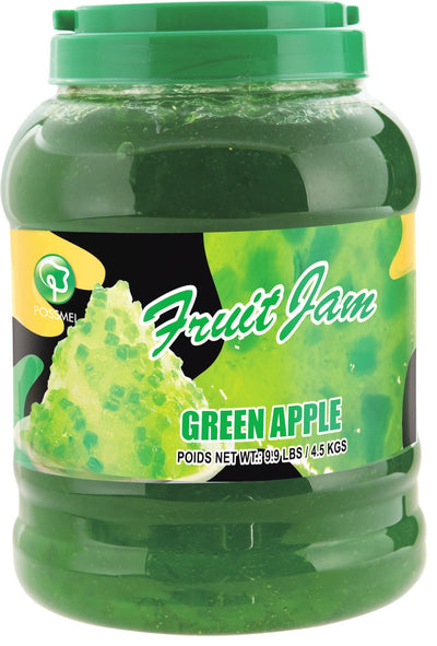 Green Apple Boba Tea Jam