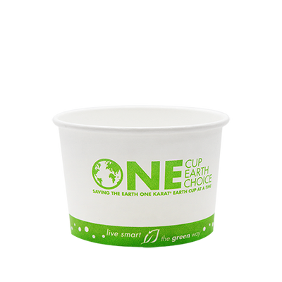 8oz Hot/Cold Paper Food Containers – Generic (90.8mm)