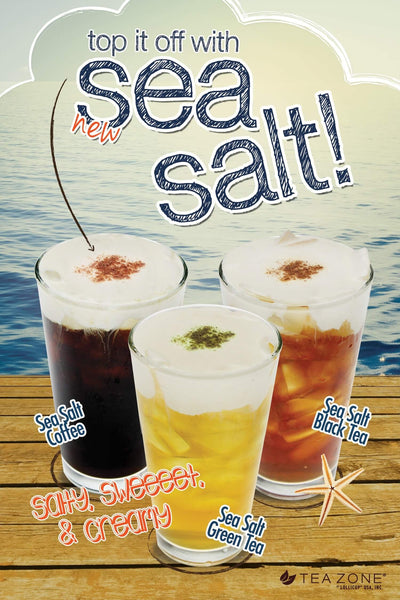 """Sea Salt Cream"" Generic Poster"
