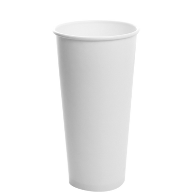 22oz Paper Cold Cup – White (90mm)