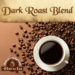 Low Acid Helva Coffee – Dark Roast Blend