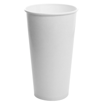 32oz Paper Cold Cup – White (104.5mm)