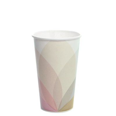 16oz Paper Cold Cups – KOLD (90mm)