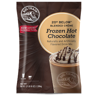 Big Train 20° Below Frozen Hot Chocolate Mix