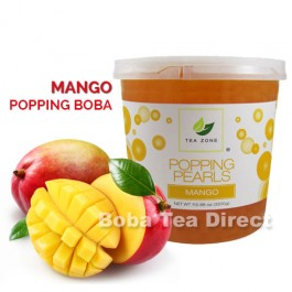 Mango Popping Bursting Boba
