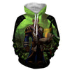 World of warcraft - Kael'thas Sunstrider : Printed Hoodie - Anime Wise