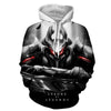 League Of Legends- Mordekaiser : Printed Hoodie - Anime Wise