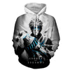 League Of Legends- Pulsefire Ezreal : Printed Hoodie - Anime Wise