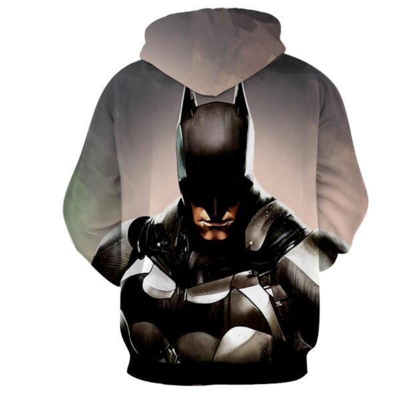 Batman Epoch 3D Printed Batman Hoodie