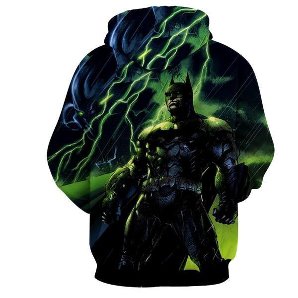 Batman Redamancy 3D Printed Batman Hoodie - Anime Wise