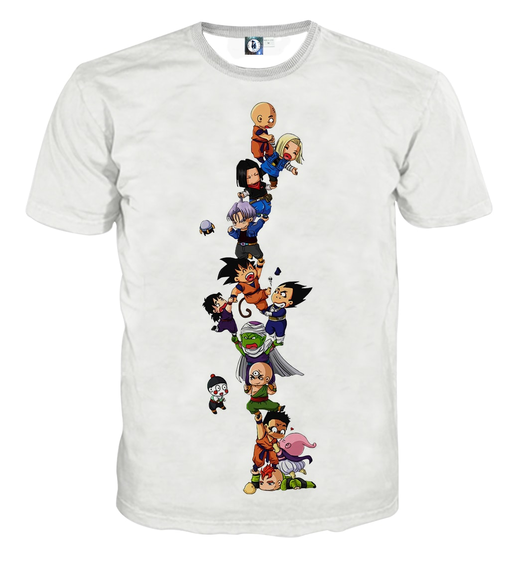 Classic  Dragon Ball Z T-Shirt