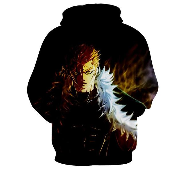 Fairy Tail Laxus Fairy Tail Hoodie - Anime Wise