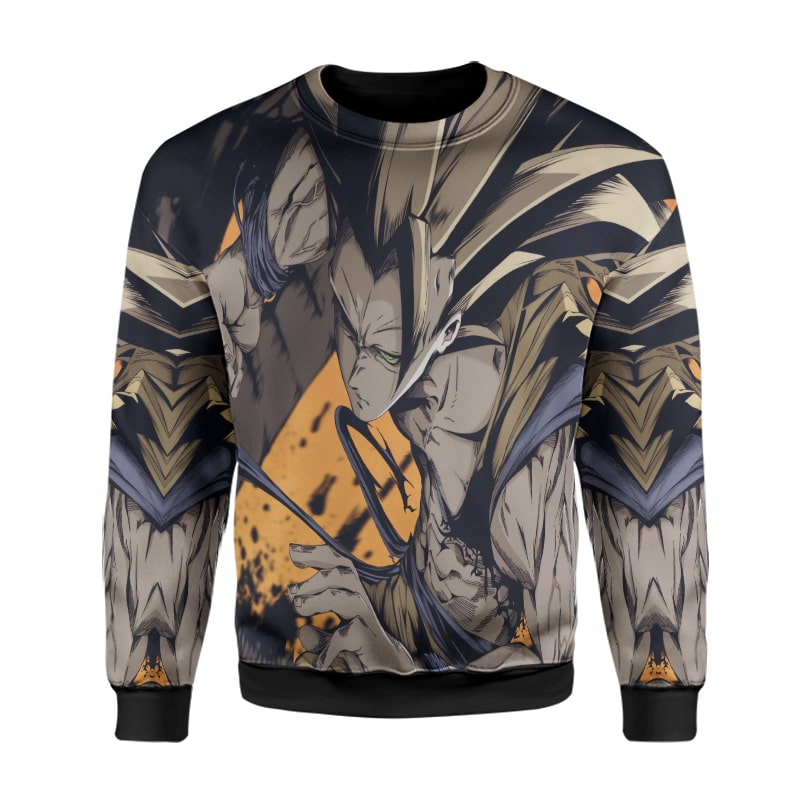 Goku San Saiyan Monster Skin Art Dragon Ball Sweatshirt