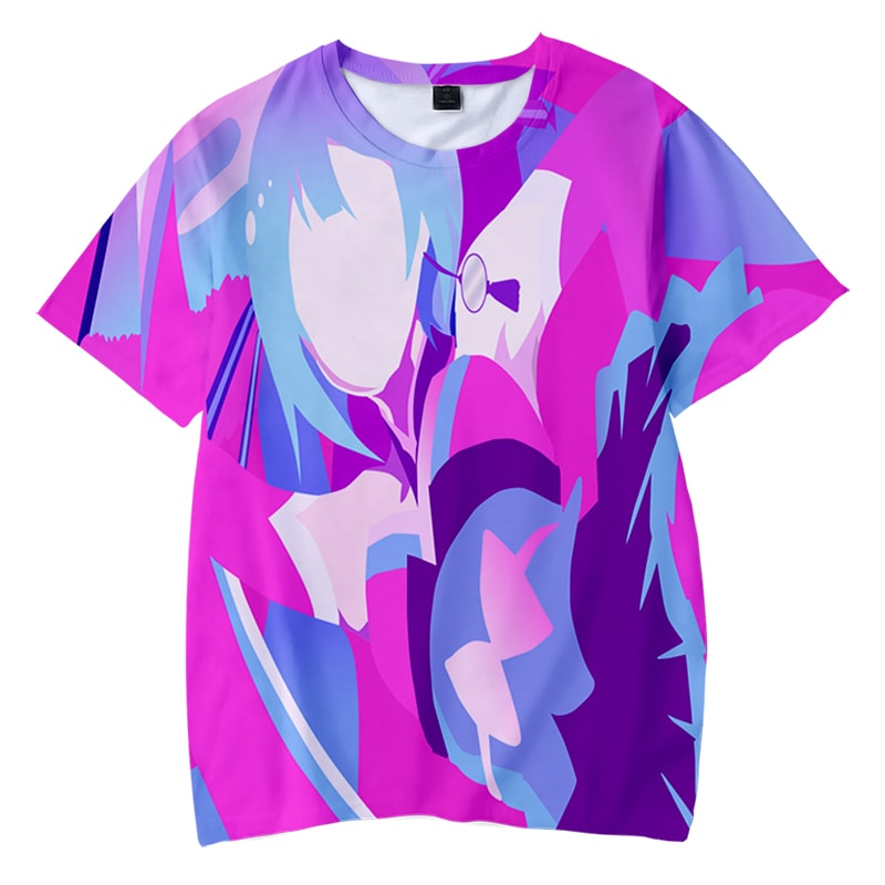 Hatsune Miku Dark Crossover Cool Vocaloid T-Shirt