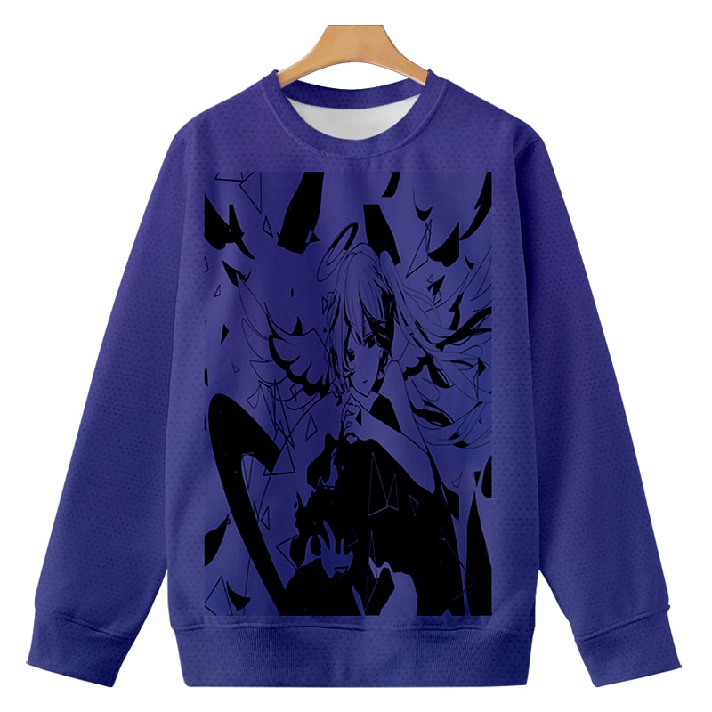 Hatsune Miku Fairy Style Sketch Art Vocaloid Sweatshirt
