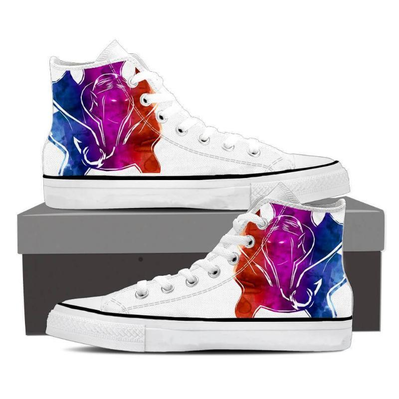 Invoker Cool White Dota 2 Invoker Shoes - Anime Wise