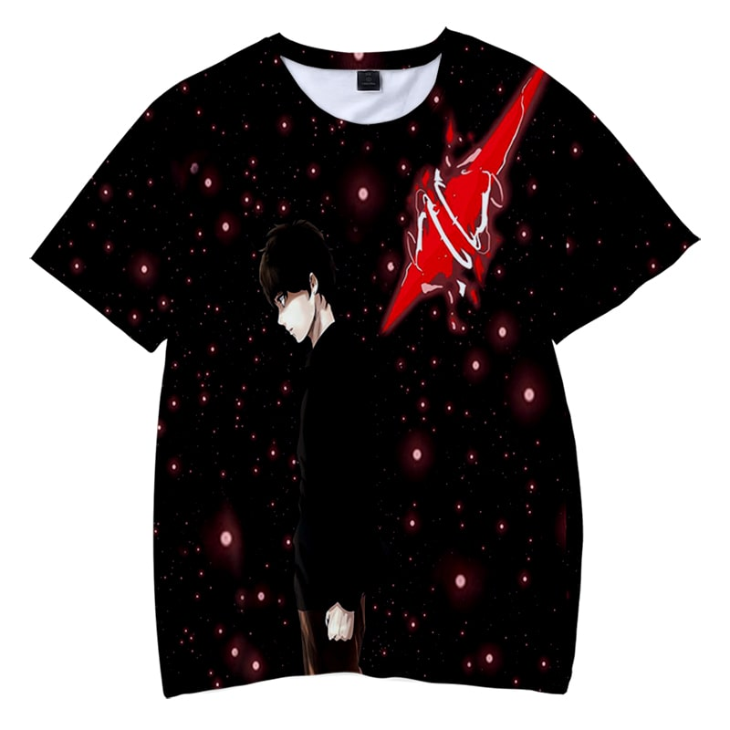 Jyu Viole Grace Twenty Fifth Bam Shooting Stars Tower of God Kami no Tou T-Shirt
