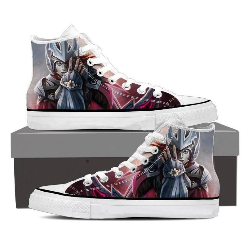Phantom Assassin Bloodroot Guard Phantom Assassin Shoes - Anime Wise