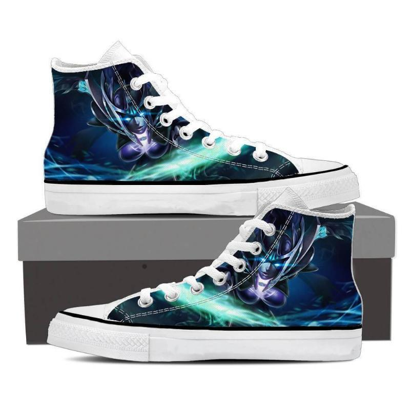 Phantom Assassin Manifold Paradox Phantom Assassin Shoes - Anime Wise