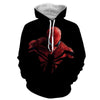 Spiderman Hyper extended 3D Printed Spiderman Hoodie