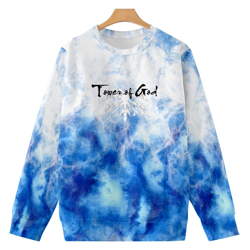 Tower Of God Emblem Abstract Art Dream Blend Sweatshirt